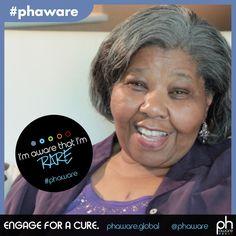 I'm Aware That I'm Rare: the phaware™ podcast: Margaret Owens Transcript