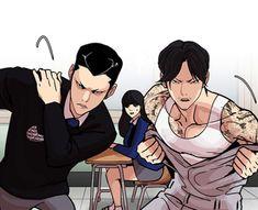 Lookism Webtoon, Webtoon Comics, Anime Oc, Anime Guys, Angel Beats, Anime Comics, Manga To Read, Me Me Me Anime, Manhwa