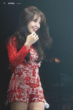 Eunji Kpop Girl Groups, Korean Girl Groups, Kpop Girls, K Pop, Eunji Apink, Pink Panda, Eun Ji, Stage Outfits, Beautiful Person
