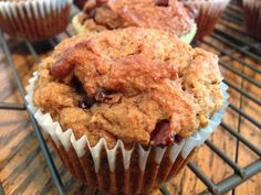 Banana muffins photo-3 tested kid approved!