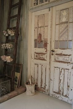 love this! someday i am going to have a sweet house in the country with this awesome shabby chic style