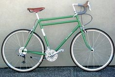Rivendell Bicycle Works... want one.