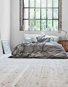 I want my bedroom to have a type of urban style decoration. Very simple with white wood floors, the mattress on the floor, and lots high windows. My bedroom would have a tree sticking out of the roof. I want a tree in my room representing that nature lives within us. I would have the view to the backyard full of grass.