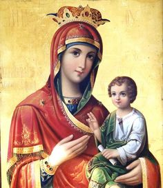 Religious Images, Religious Art, Church Icon, Holy Mary, Blessed Virgin Mary, Orthodox Icons, Mother Mary, Sacred Geometry, Holy Spirit