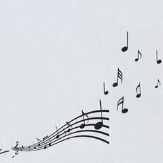 music notes Wall Decor for my future piano room that WILL contain a white baby grand