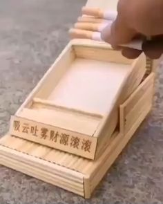 Woodworking Techniques, Woodworking Projects Diy, Woodworking Plans, Diy Projects, Wood Crafts, Paper Crafts, Diy And Crafts, Cool Gadgets For Men, Wood Carving Art