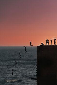plasmatics-life:  Sunset | (byHeekyong Kim)