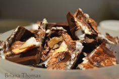Meringue Skinny Chocolate - still skinny!...It's THM: Deep S, low carb, sugar free, and gluten/nut free.