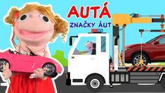 AUTÁ pre deti - ZNAČKY ÁUT   spoznávame značky a modely áut   Hanička a ... Ferrari, Jeep, Family Guy, Bmw, Fictional Characters, Youtube, Jeeps, Fantasy Characters, Youtubers