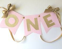Image result for First Birthday Photo Banner