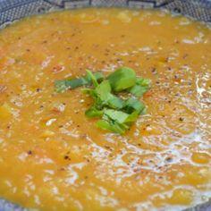 Squash and Potato Soup