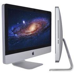 Apple iMac 27 Core i5-750 Quad-Core 2.66GHz All-in-One Computer - 4GB 1TB DVD±RW Radeon HD 4850-Cam-OSX (Late 2009) - B