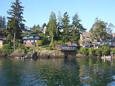 Only Unique Waterfront with private dock in Friday HarborVacation Rental in Friday Harbor from @homeaway! #vacation #rental #travel #homeaway