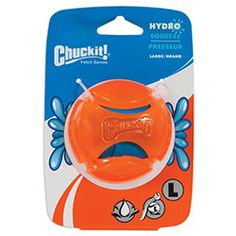 Chuckit! Hydrosqueeze Ball 31472 | fetch
