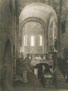 Jaromir Funke - Basilica--Czech 1930s