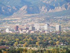 5. Colorado Springs, Colorado