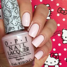 Let's be friends! - OPI Hello Kitty collection