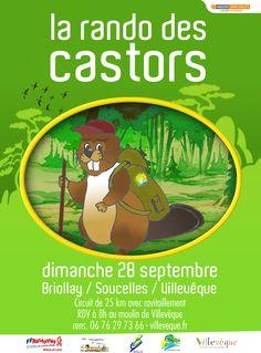 randonnée des castors le 28 septembre 2014 rens. 06 76 29 73 66