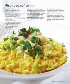 Tupperware France—page 8 Parmesan, Tupperware Recipes, Cooker Recipes, Food Inspiration, Cooking Tips, Food To Make, Nutrition, Ethnic Recipes, Micro Minute