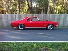 1971 Holden Monaro HQ GTS
