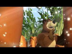 Маша и Медведь - Граница на замке (Сон Медведя) - YouTube
