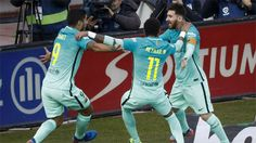Ver los goles del Atlético de Madrid - FC Barcelona (1-2) | Vídeo http://www.sport.es/es/noticias/barca/vea-los-goles-del-atletico-madrid-barcelona-5862084?utm_source=rss-noticias&utm_medium=feed&utm_campaign=barca