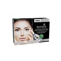 Bio Diamond Facial kit with Diamond Bhasma