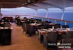 Seabourn Cruises by Travel Leaders. Contact your #TravelAgent today to book! #TravelLeaders #Seabourn #Cruise