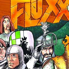 """""""OK, sagen wir unentschieden..."""" - Monty Python Spiel Fluxx"""
