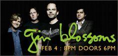 Jergel's Rhythm Grille - Live Music Venue, Bar, Restaurant in Warrendale, PA  GIN BLOSSOMS FEB 4