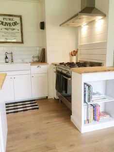 A Look Around Our Finished Kitchen…