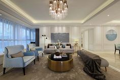 French Interior Design - The Luxury Look