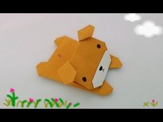Origami butterfly ...พับผีเสื้อแสนสวย - YouTube