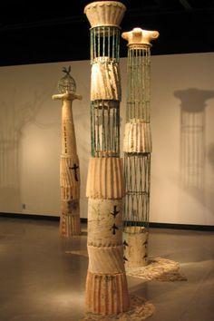 Temple of Lost Connections by NATASHA DIKAREVA