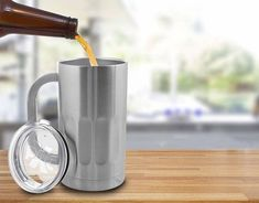 27 Great Gifts For Beer Lovers Beer Club, Smiths Food, Gifts For Beer Lovers, How To Make Beer, Drinking Games, Craft Beer, Clear Acrylic, Interior And Exterior, Coffee Maker