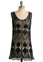 Be-holed This Tunic from Modcloth.com
