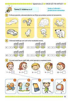 Kindergarten Math Activities, Montessori, Sour Cream