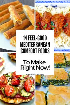 14 Delicious, Feel-Good Mediterranean Comfort Foods To Make Right Now! These 14 recipes are not only comforting, they are full of nutrients to keep you strong, balance your mood and reduce your stress. Salad Recipes, Healthy Recipes, Easy Recipes, Cod Recipes, Chickpea Recipes, Avocado Recipes, Pudding Recipes, Rice Recipes, Cookie Recipes