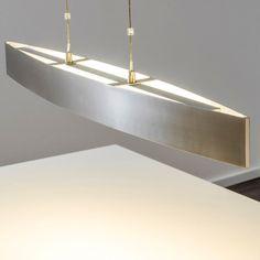 Design LED Hängeleuchte Leuchte Pendelleuchte Esszimmer Pendellampe Hängelampe…