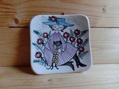 Selten   Kupittaan Savi Finland  Design Suvanto von Printenkind, €80.00 Ceramic Painting, Scandinavian Design, Finland, Glaze, Pottery, Retro, Vintage, Pots, Vases