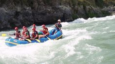 Trishuli River Rafting, The Trishuli is Nepal's most popular rafting river; easy access from Kathmandu and Pokhara, scenic valleys and impressive gorges, exhilarating rapids and easier section as well as the right amount of time all make it the perfect trip for first time or experienced rafters.