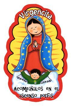 Virgenes caricatura - Imagui