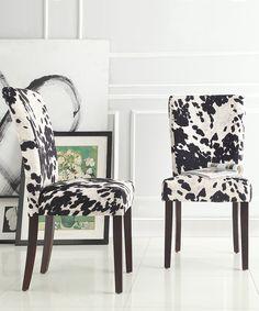 Classic Cowhide Chair 350