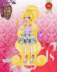Ever After High Applewhite | Ever After High, Dibujos, parte 1