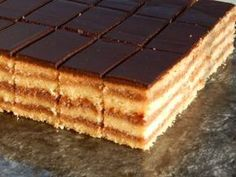 Sin Gluten, Gluten Free Diet, Lactose Free, Dairy Free, Hungarian Cake, Hungarian Recipes, Clean Recipes, Cooking Recipes, Healthy Recipes