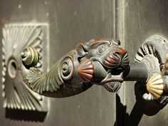 Door handle: Photography by M.Peti on Flickr #door #handle