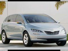 Hyundai Portico Concept (2005)