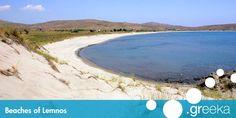 Lemnos beaches