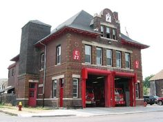 Detroit Firehouse No. 27  | Shared by LION