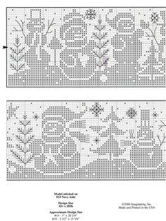 Snowmen Gathering 2 of 5 Xmas Cross Stitch, Cross Stitching, Cross Stitch Patterns, Crochet Patterns, Filet Crochet Charts, Crochet Cross, Knitting Charts, Crochet Winter, Holiday Crochet